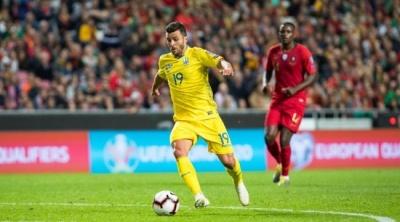 КДК УЄФА підтвердив правомірність виступів Жуніора Мораєса за збірну України