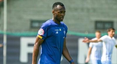 «Минай» – «Динамо»: Каргбо похизувався технічними навичками у дебютному матчі за київський клуб