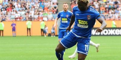 Бенито присоединится к первой команде «Динамо» сразу после подписания контракта