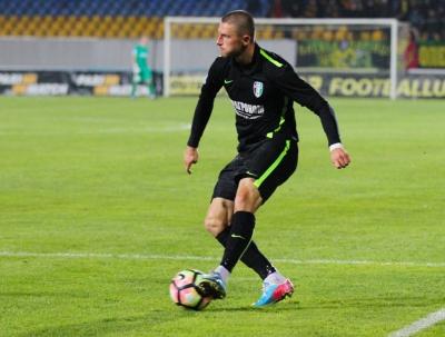 Андрій Цуріков: «Якщо зараз не перебуваю в «Динамо», значить не заслужив на даному етапі»