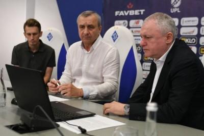 Суркіс став на захист Луческу, навівши приклад тренерів, які працювали у стані заклятих ворогів
