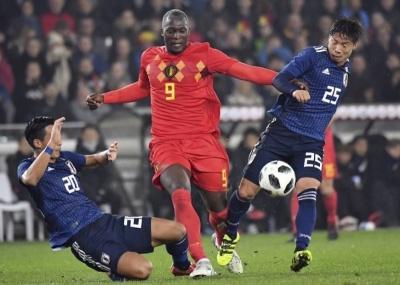 Бельгія - Японія: стартові склади