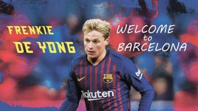 Найдорожчі нідерландці в історії «Барселони»: не лише Френкі Де Йонг...