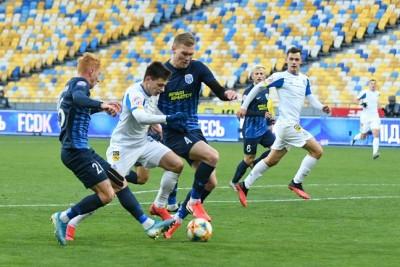 Русин забив 1000-й домашній гол «Динамо» в чемпіонаті України