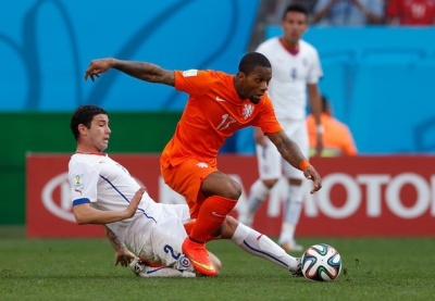 У разі виходу Голландії до фіналу Чемпіонату світу, Ленс може пропустити Суперкубковий матч проти «Шахтаря»