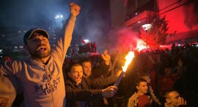 Матч «Скендербеу» - «Динамо» пройде при порожніх трибунах