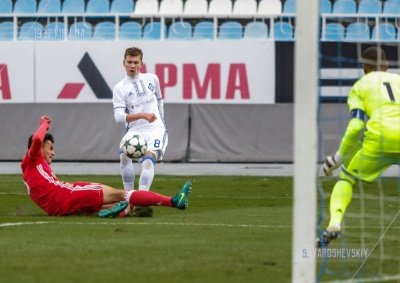 ФК «Олександрія» подякувала Денису Янакову за героїчний вчинок