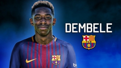 Офіційно: «Барселона» придбала Усмана Дембеле