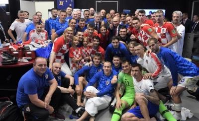 ФІФА вивчає питання появи Вукоєвича в роздягальні збірної Хорватії