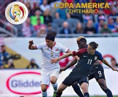 Копа Амеріка-2016. США перемагає, Парагвай програє