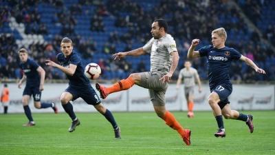 «Шахтар» на останніх хвилинах дотиснув «Дніпро-1» у Кубку України