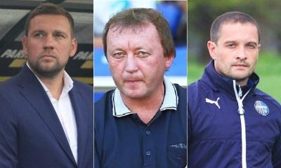 Тренери УПЛ минулого сезону (ч. 3)