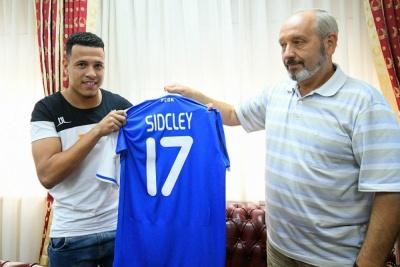Офіційно: Сідклей – гравець «Динамо» (Київ)!