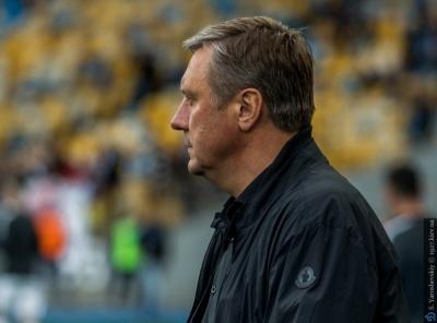Хацкевич: «Динамо» уклало контракт із Самбрано на 5 років без мого відома»
