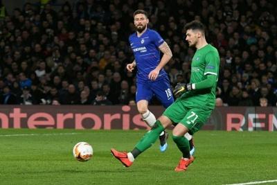 Денис Бойко: «Челсі» заслуговував на такий результат»