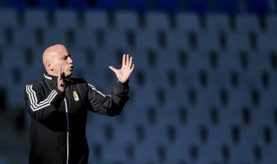 Лунін в «Ов'єдо» залишився без головного тренера