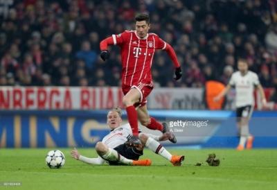 Домагой Віда отримав червону картку вже на початку гри проти «Баварії»