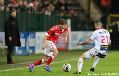 Валерій Лучкевич: «У мене була пропозиція від «Динамо», але я хотів отримати досвід гри в Європі»