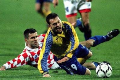 Україна vs Хорватія: згадати все