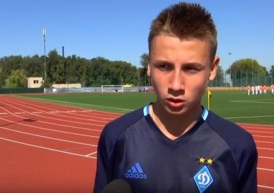 Суддівський скандал перед матчем з «Шахтарем» U-16. За що видалили нападника київського «Динамо»?