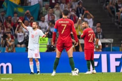 Топ-7 подвигів Роналду за збірну Португалії