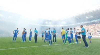 «Дніпру» зарахована технічна поразка в матчі з «Волинню»