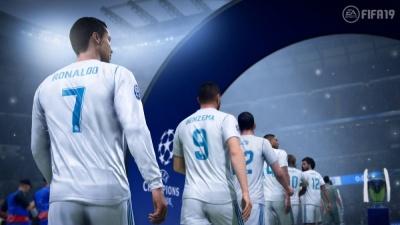 Офіційно: у FIFA 19 з'явиться Ліга чемпіонів