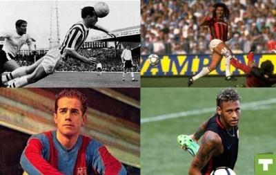 Від 100 до 222 000 000: еволюція футбольних трансферів