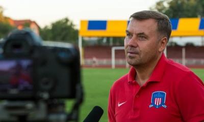 У київському «Арсеналі» - зміна тренера