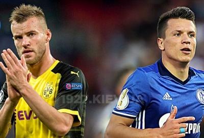 Коноплянка проти Ярмоленка: хто провів сезон краще?