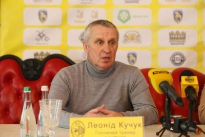 Леонід Кучук: «На зборі в Туреччині проведемо спаринг із дублем київського «Динамо»