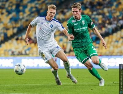 Супряга визнаний найкращим футболістом України U-19 у серпні, Ісаєнко – третій