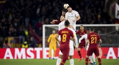 «Гент» – «Рома»: стартові склади на матч Ліги Європи – Безус і Пластун спробують вибити Фонсеку та Мхітаряна
