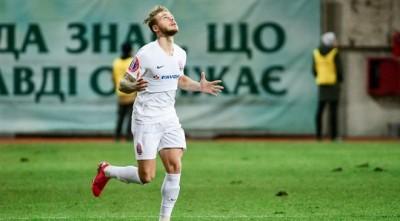 «Зоря» продовжила оренди Лєднєва і Тимчика
