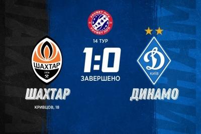 «Шахтар» обіграв «Динамо» у скандальному матчі УПЛ з вилученням і травмами лідерів