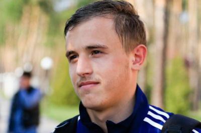 Роман Вантух: «Дуже радий першому забитому м'ячу за «Динамо»