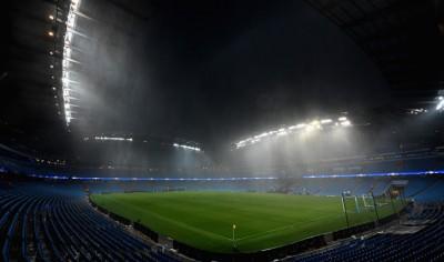 Матч «Манчестер Сіті» - «Вест Хем» перенесений через погану погоду