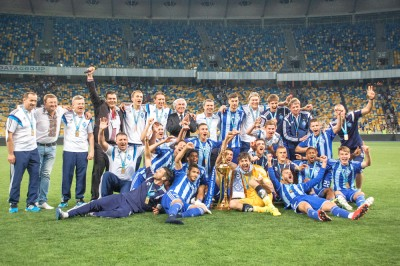 Екс-легіонер «Динамо» пригадав, як ставав чемпіоном України