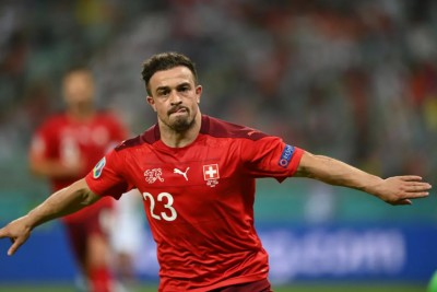 Швейцария обыграла Турцию и заняла третье место в группе А