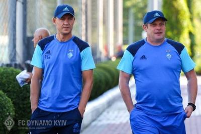 Максим Шацьких: «У нас такого немає, що Лужний працюватиме з захисниками, а я - з нападниками»