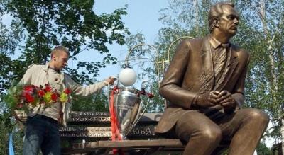 Шевченко: «Завжди буду вдячний Лобановському»