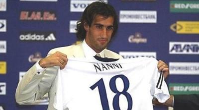 Сабо розповів подробиці трансферу Нанні в «Динамо»
