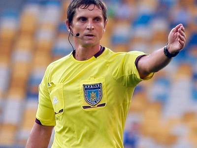 Годулян розсудить «Ворсклу» та «Динамо»