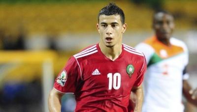 Гол Беланда допоміг Марокко обіграти Естонію