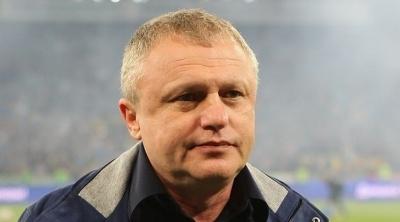 Ігор Суркіс: «Повністю підтримую Михайличенка»