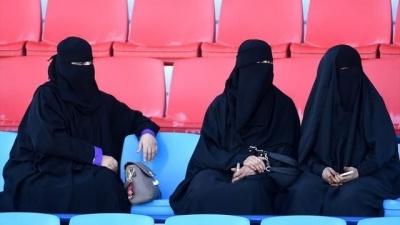 У Саудівській Аравії жінки вперше в історії відвідали футбольний матч на стадіоні. ВІДЕО
