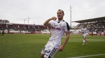 «Альбасете» запропонував Зозулі новий контракт