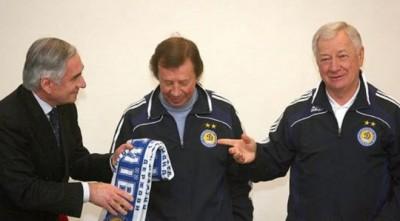 Колишній тренер «Динамо» не виключає повернення Сьоміна в київський клуб