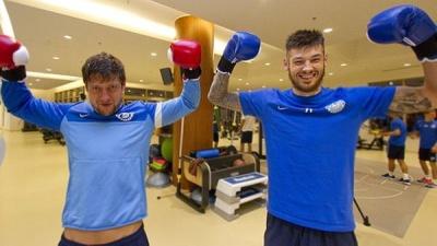 Бойко поздравил Селезнева с переходом в «Малагу»