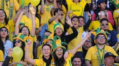 Вболівальники збірної Бразилії просять свою команду програти Чилі